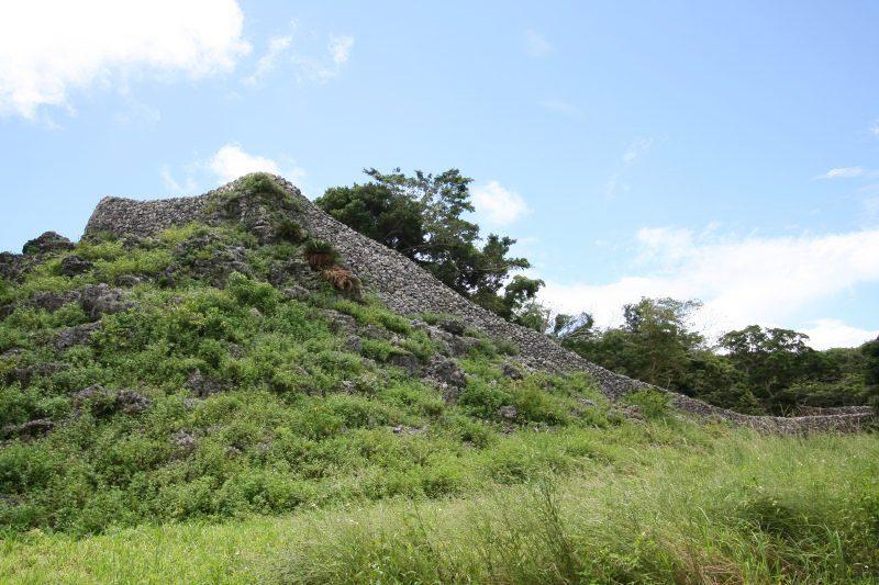 Itokazu castle