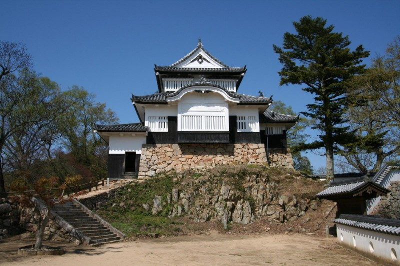 Bicchu-matsuyama castle