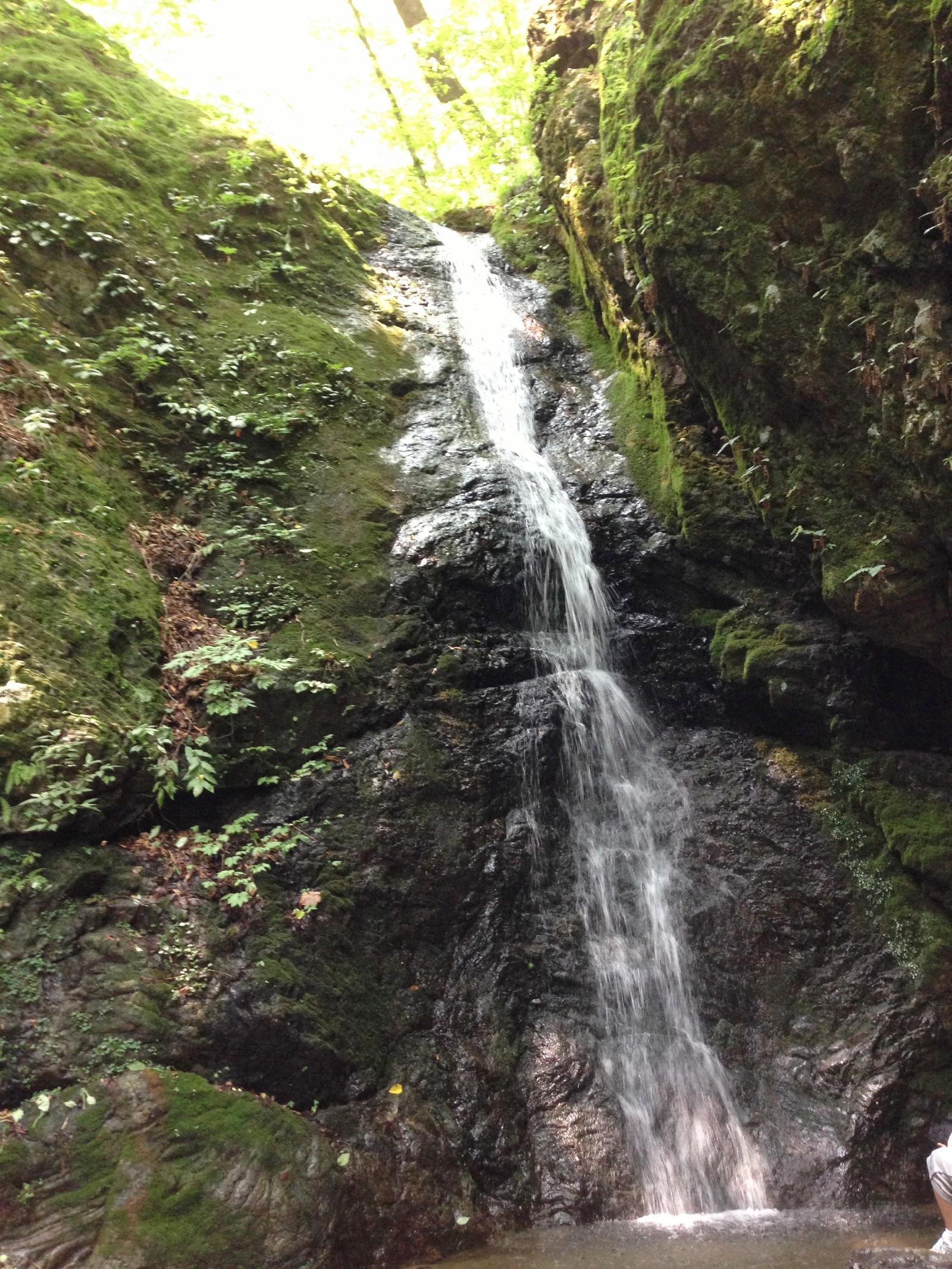 Nanayonotakie water fall