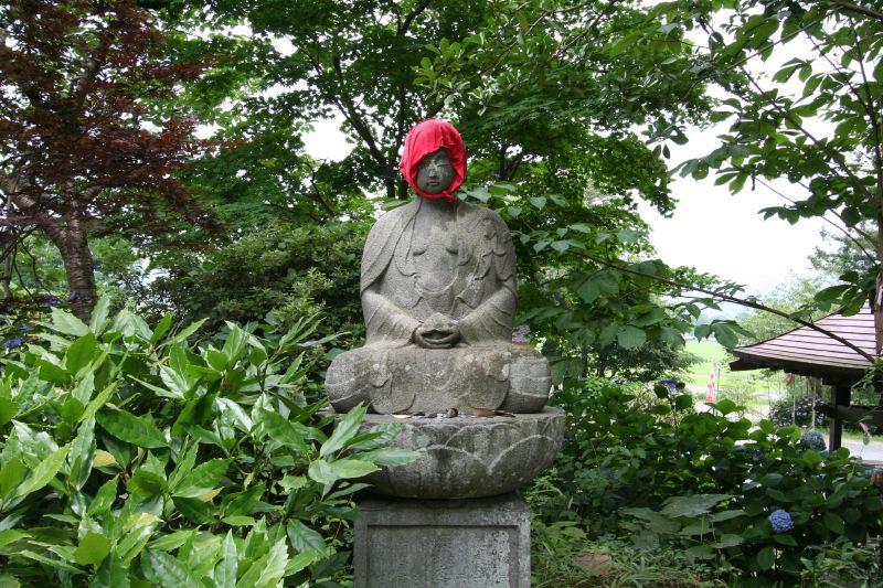 Mirokuji temple