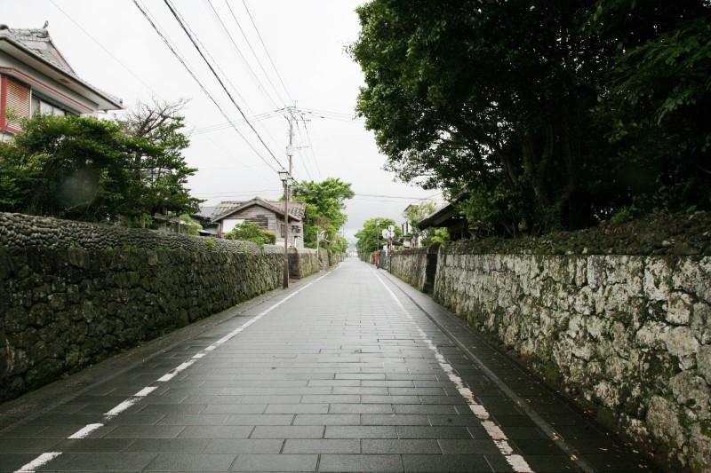 Fukuejima, Bukeyashiki