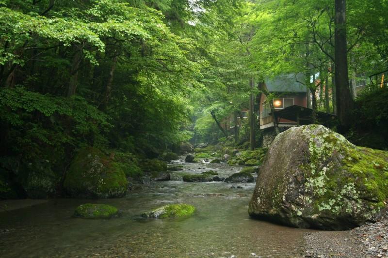 Otabagawa river