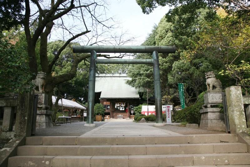 Hotoku Ninomiya Jinja