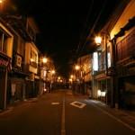 A night at Kinosaki onsen