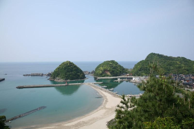 Igumi coast