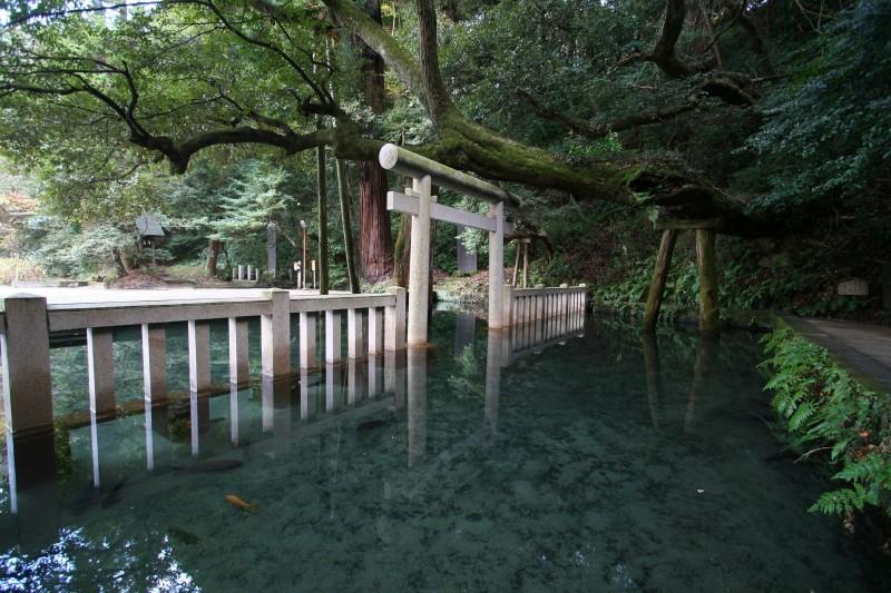 Kashima jingu, Kashima-shi, Ibaraki.