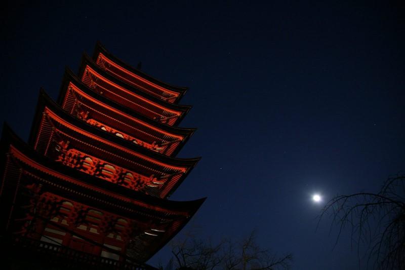 Five-story pagoda