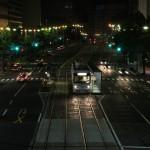 A night in Hiroshima