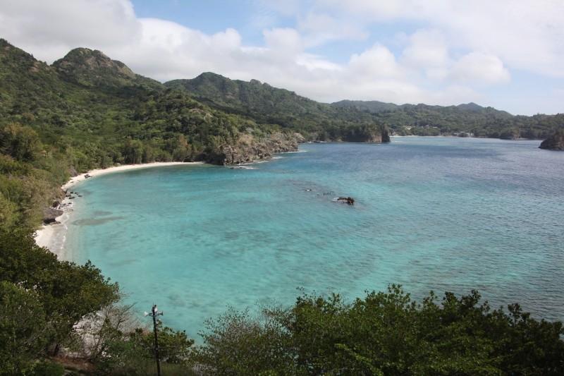 Futami bay, Ogasawara