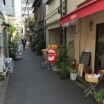 Explor Jinbo-cho back street