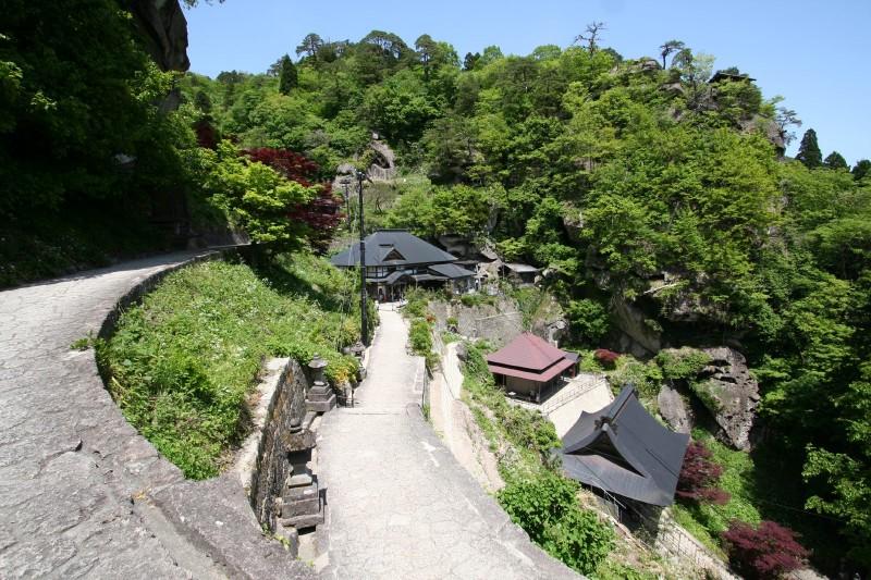 Yamadera, Rissyakuji