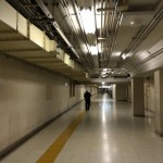 Secret Underground Route at Kasumigaseki