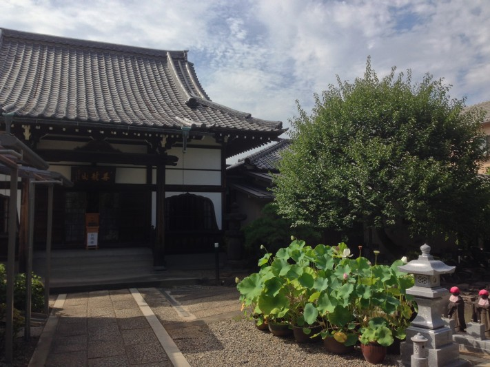 a local temple