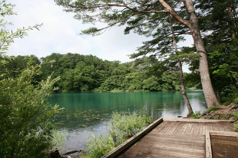 Goshikinuma
