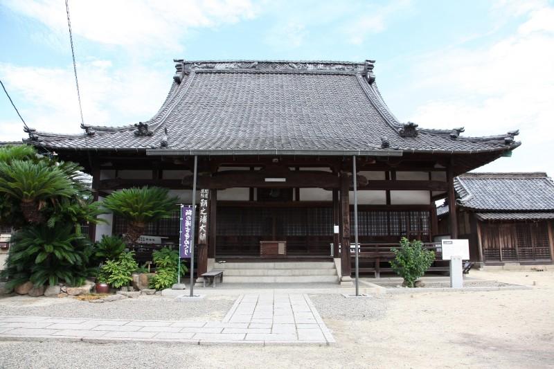 Tomonoura Daishi Enpukuji
