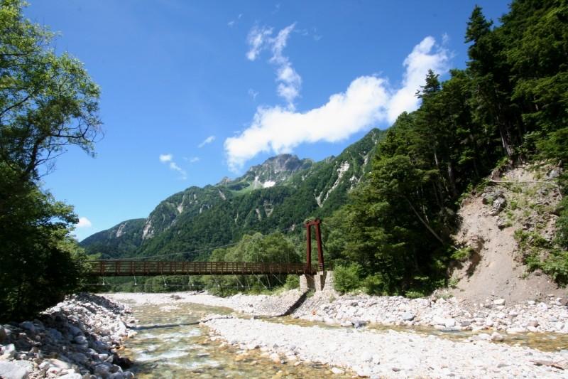 Yokoo Ohashi and Azusa river