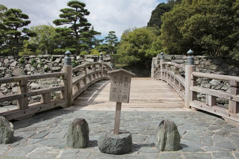 Tokushima castle