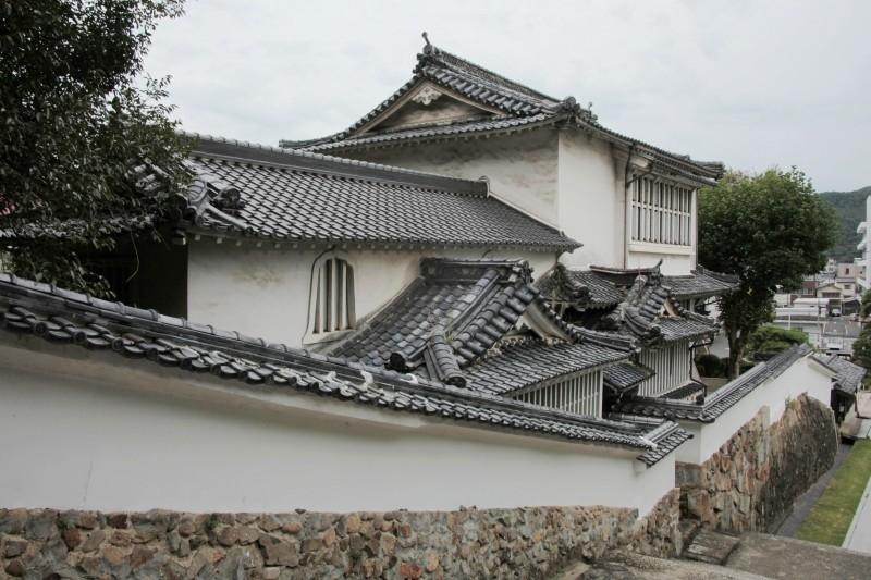 Tsuyama castle