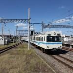 Chichibu-railway at Hanyu station