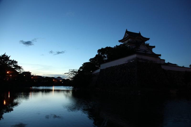 Kishiwada castle