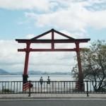Lake Biwako, Torii Gate
