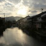 Sunset at Izumo