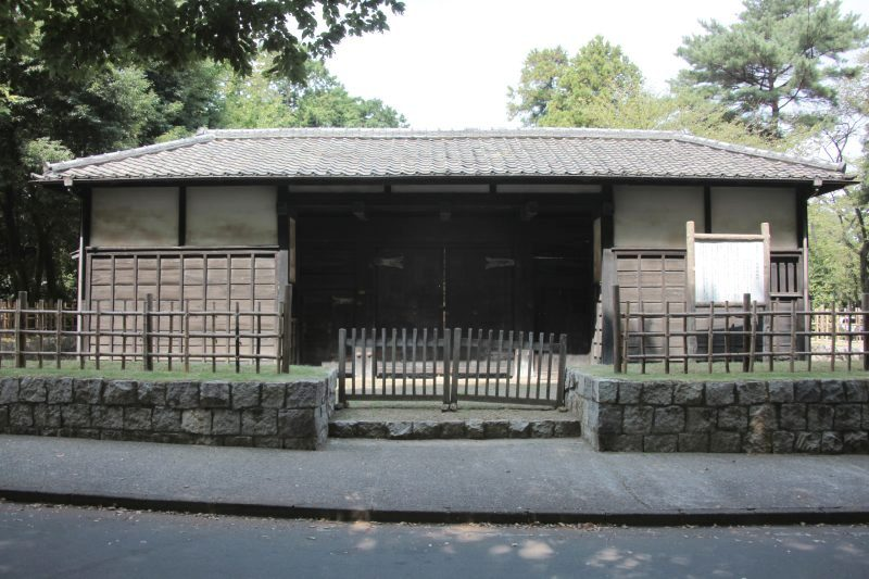Iwatsuki castle
