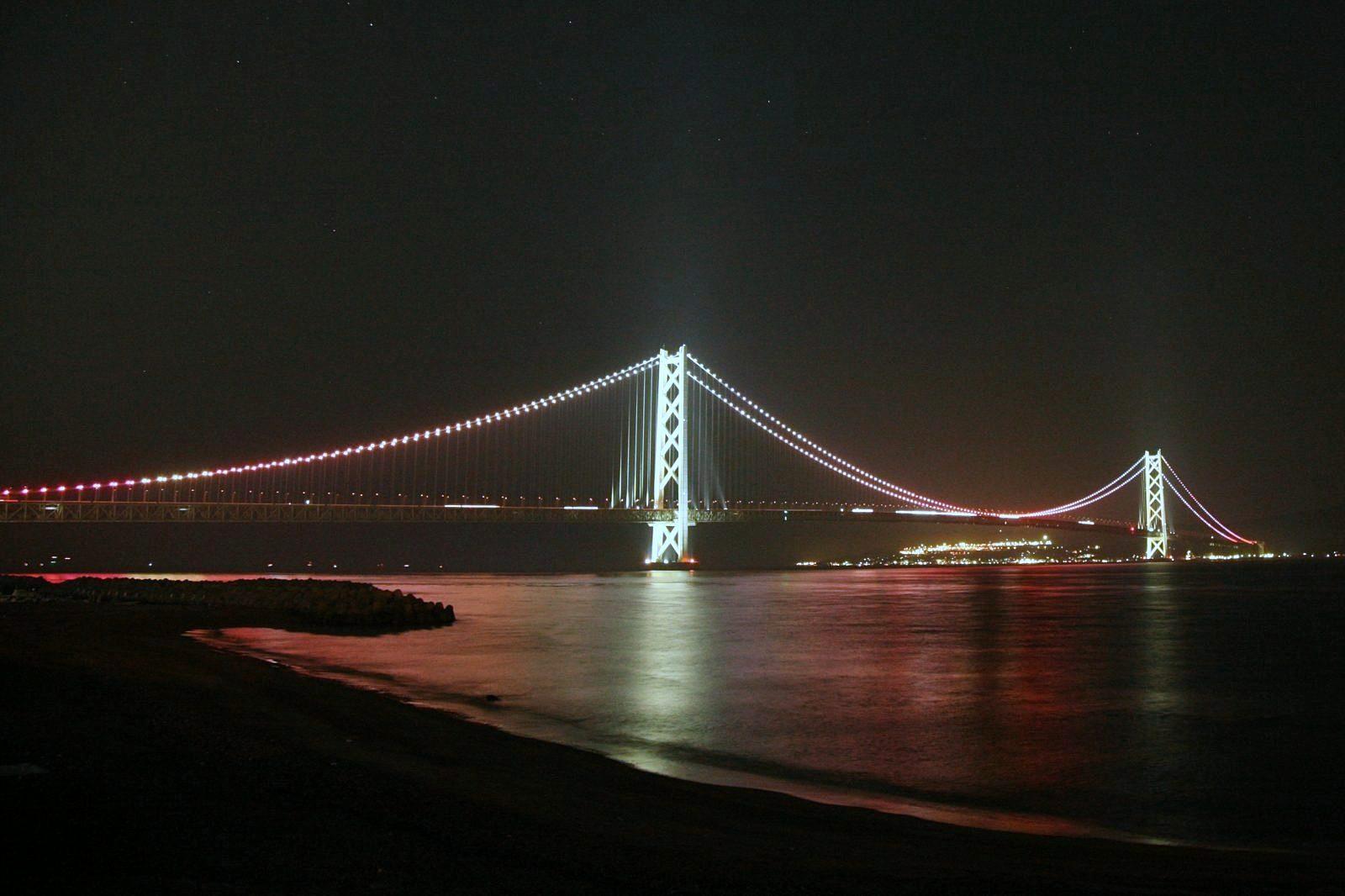 Akashi-Kaikyo Bridge, Hyogo