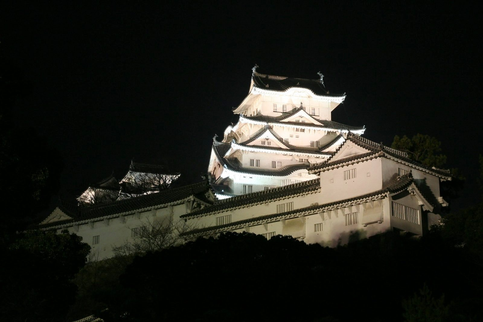 The White Fortress, Himeji-jo
