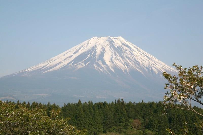 Mount Fuji, Fujinomiya, Shizuoka