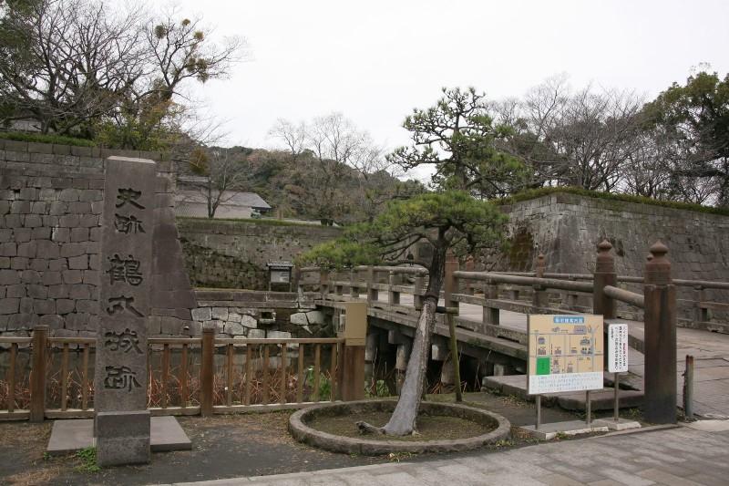 Tsurumaru castle, Kagoshima