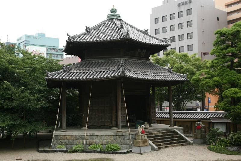 Tōchō-ji, Hakata
