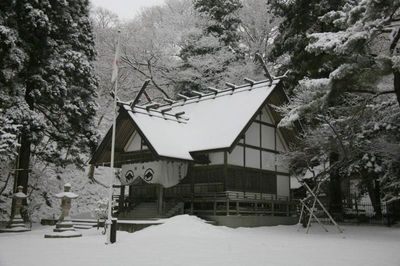 Tokuyama Daijingu, Matsumae