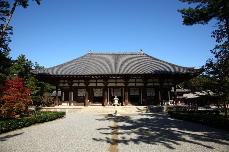 Tōshōdai-ji, Nara