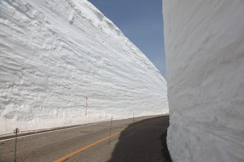 Tateyama Kurobe Alpine Route, Yuki no Otani