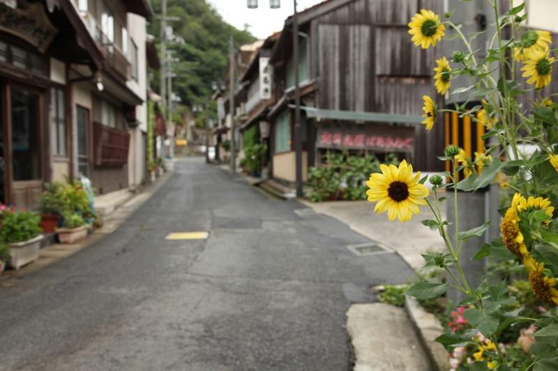 Yunotsu onsen, Ota