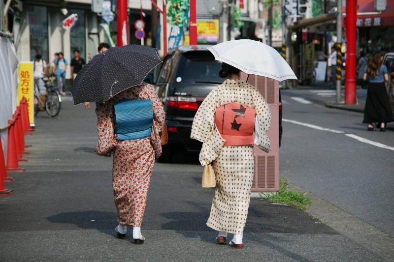 Near Kawasaki daishi, Kawasaki.