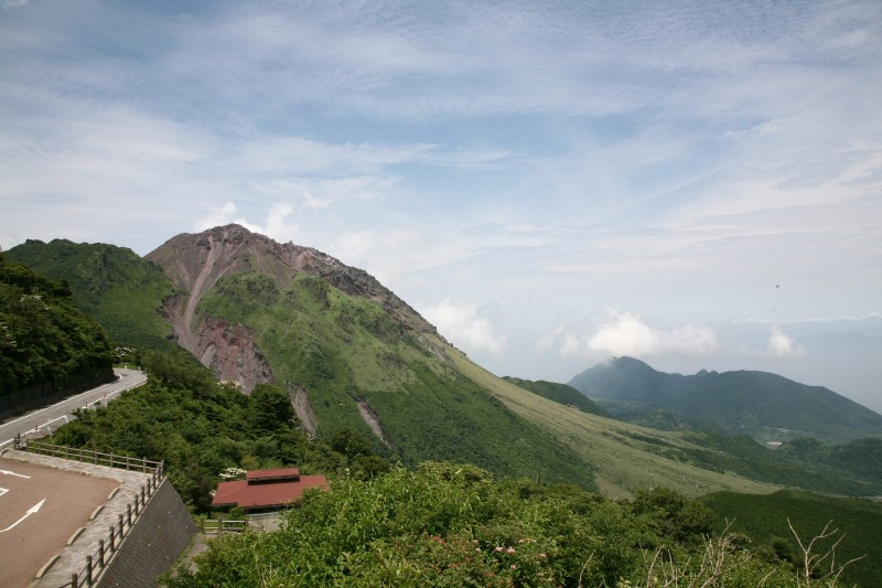 Nita pass, Unzen-Amakusa National Park