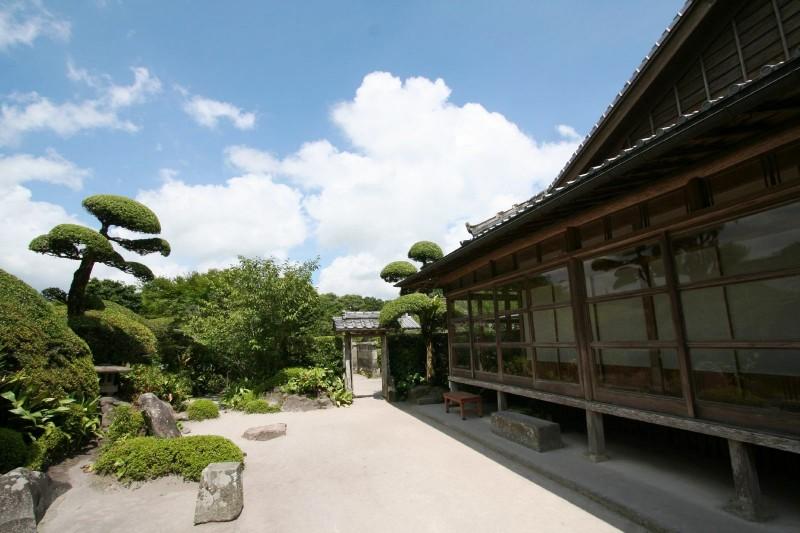Chiran Bukeyashiki, Kagoshima