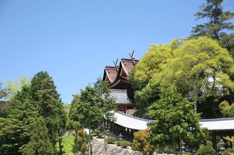Kibitsu Jinja, Okayama