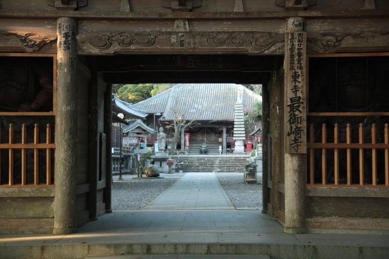Hotsumisakiji, Kochi
