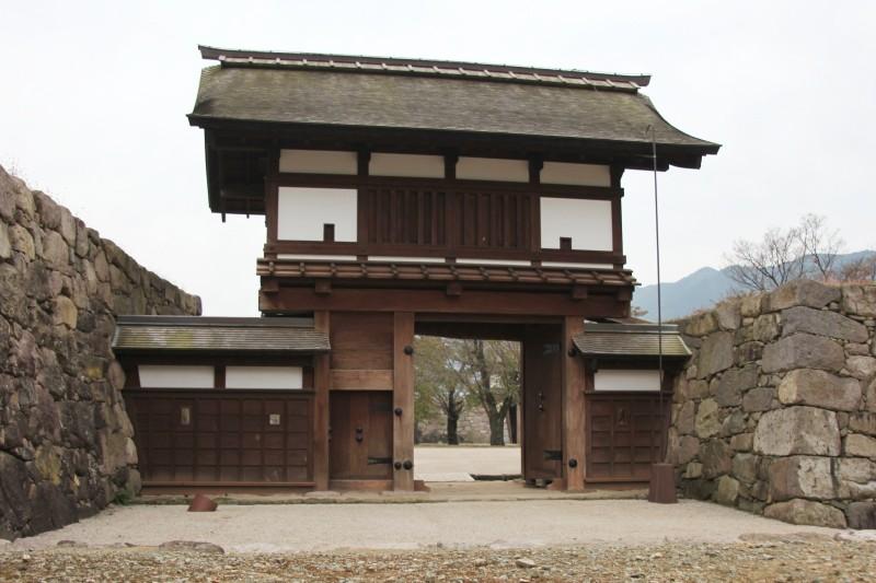 Matsushiro castle, Matsushiro, Nagano