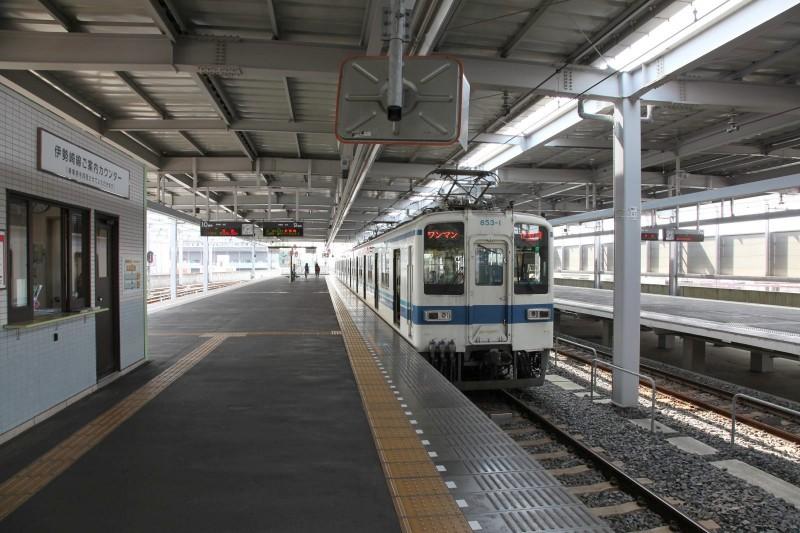 Ota Station, Gunma