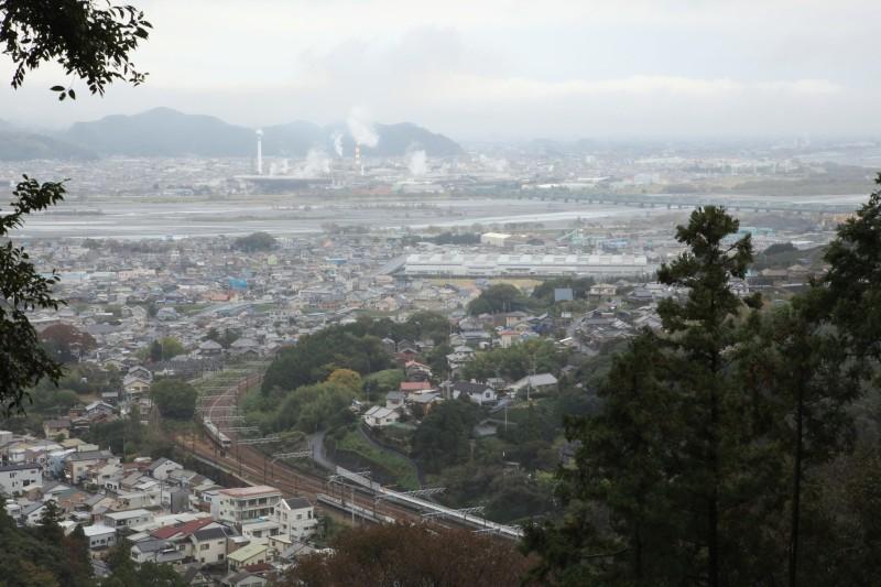 Suwahara castle, Shimada, Shizuoka.