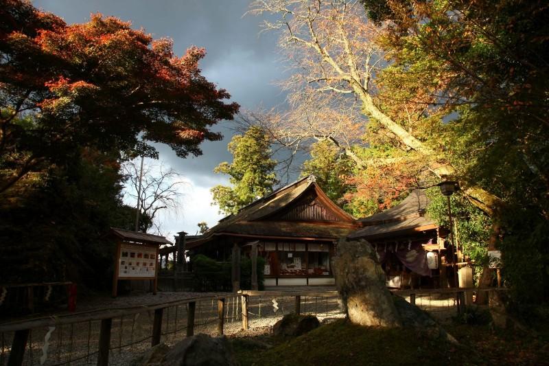 Yoshimizu Jinja, Yoshino, Nara