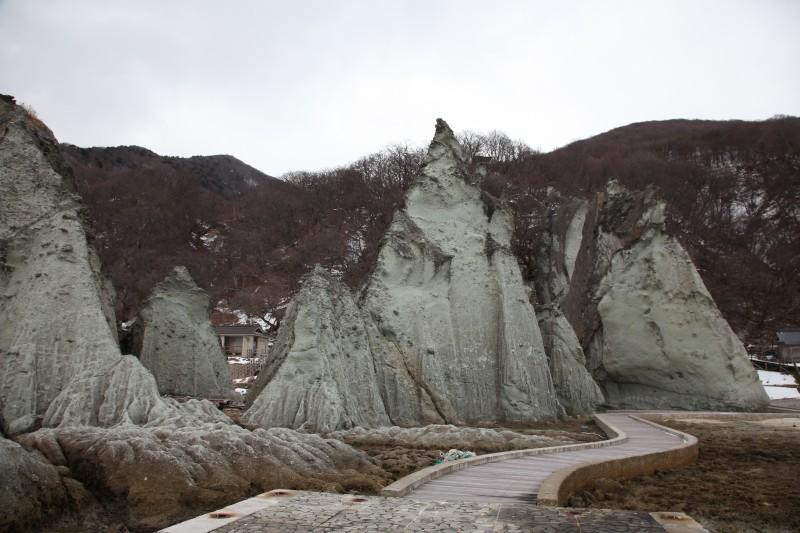 Hotokegaura, Aomori