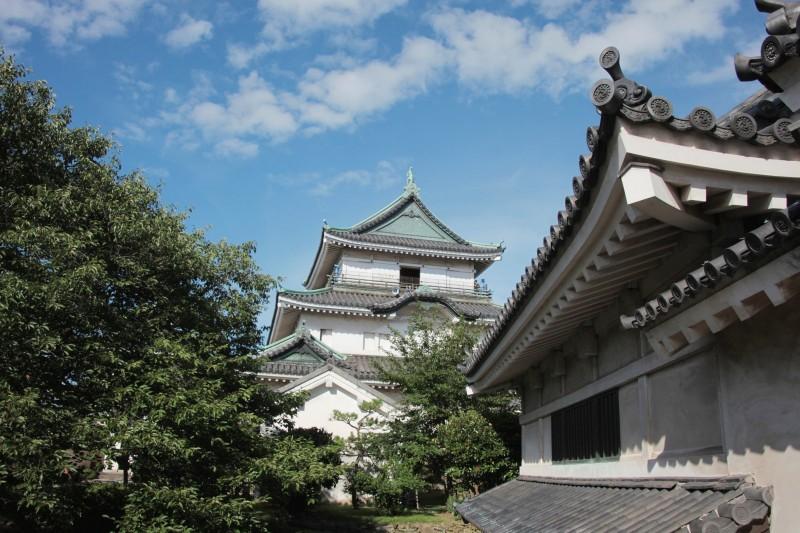 Wakayama castle, Wakayama