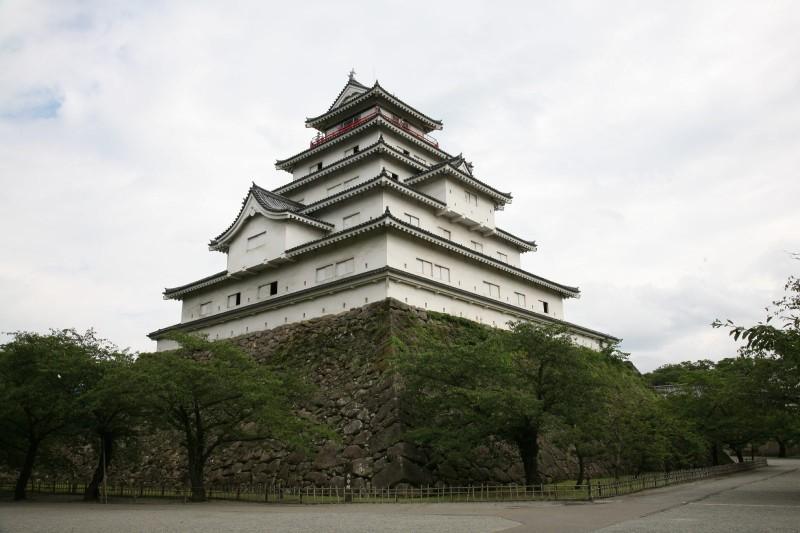 Aizuwakamatsu Castle, Fukushima