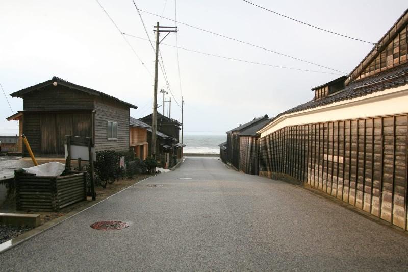 Monzenmachi-kuroshimamachi, Ishikawa