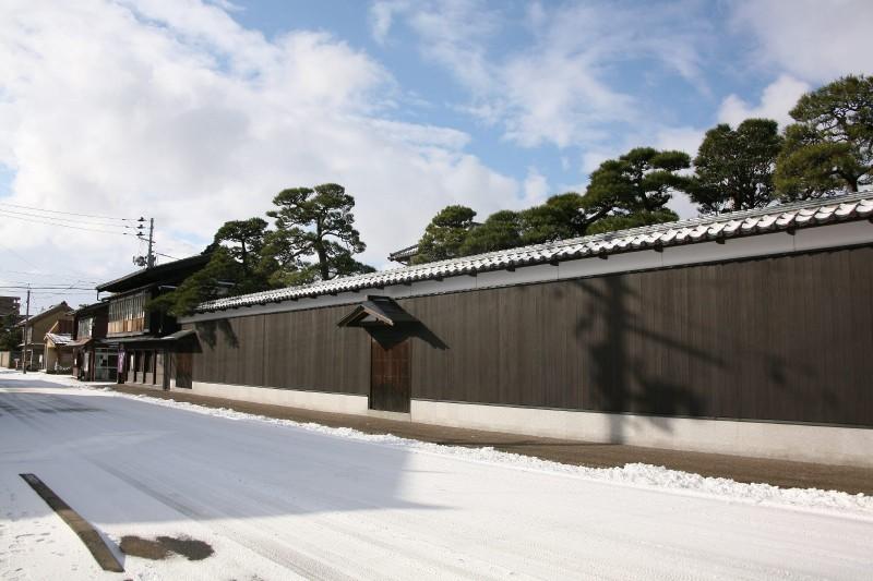 Ozawa-ke Jutaku, Niigata